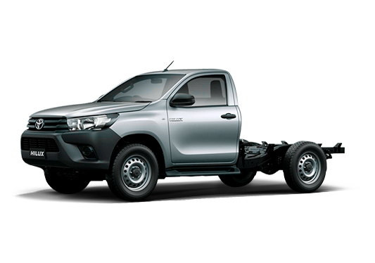 Hilux Cabine Simples 2020 Cabine e Chassi