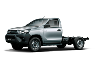 Hilux Cabine Simples 2020