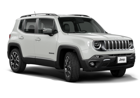 Jeep Renegade 2020 Longitude AT 1.8 16V Flex 4x2