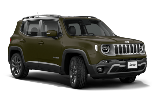 Renegade 2020 Limited AT 1.8 16V Flex