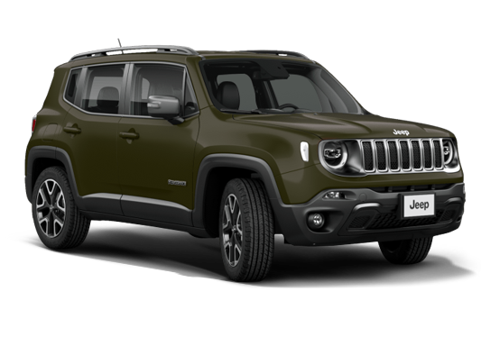Renegade 2020 Longitude AT 2.0 Turbo Diesel 4x4