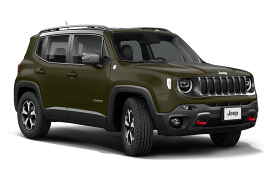 Renegade 2020 Trailhawk AT 2.0 Turbo Diesel 4x4