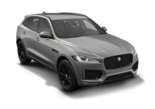 F-Pace 2020 Chequered Flag