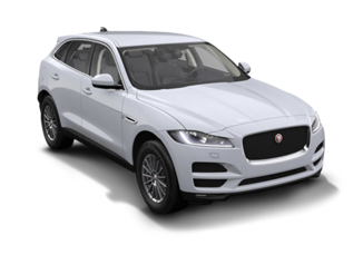 F-Pace 2020