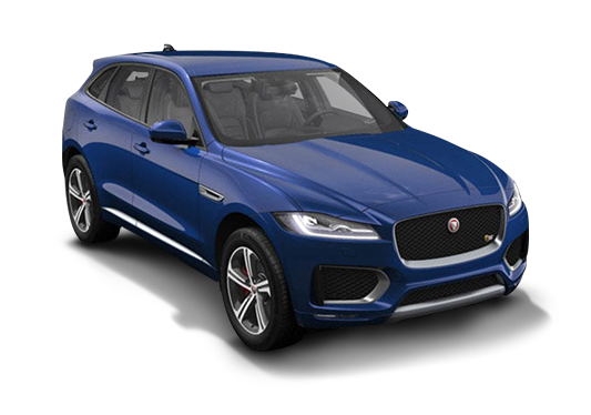 F-Pace 2020 S
