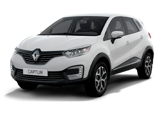 Captur (2020) Zen 1.6 Manual