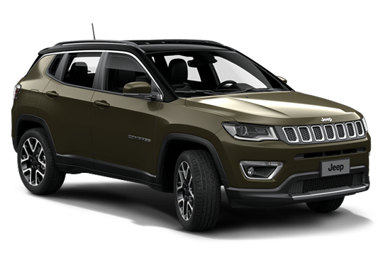 Jeep Compass 2020 Limited 2.0 Flex 4x2 AT6
