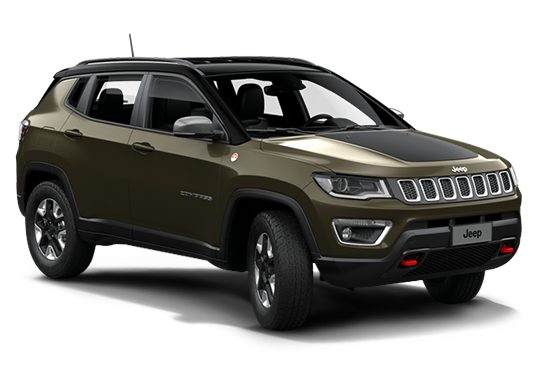 Compass 2020 Trailhawk 2.0 Turbo Diesel 4x4 AT9