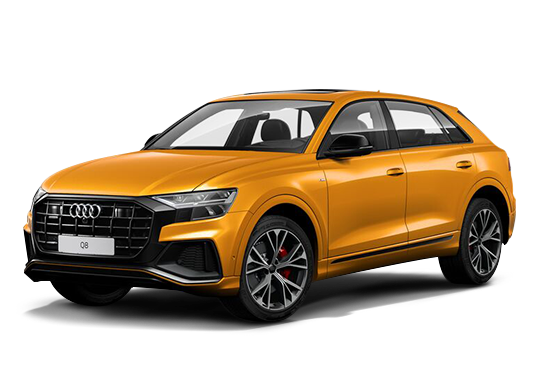 Audi Q8 Performance Black