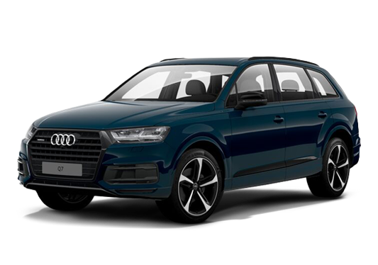 Q7 2019 Performance Black TDi