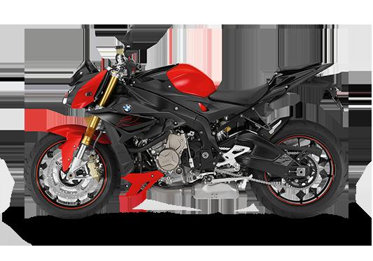 S 1000 R 2019 Vermelho Racing/Preto Storm