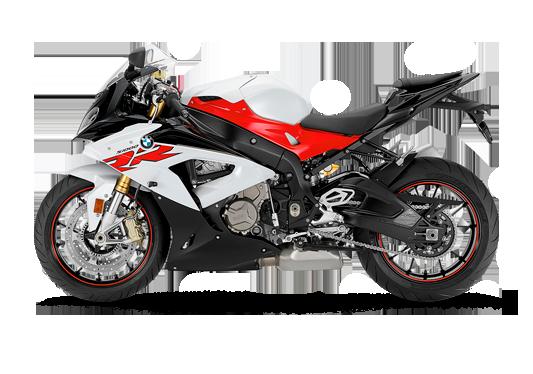S 1000 RR 2019 Vermelho com branco