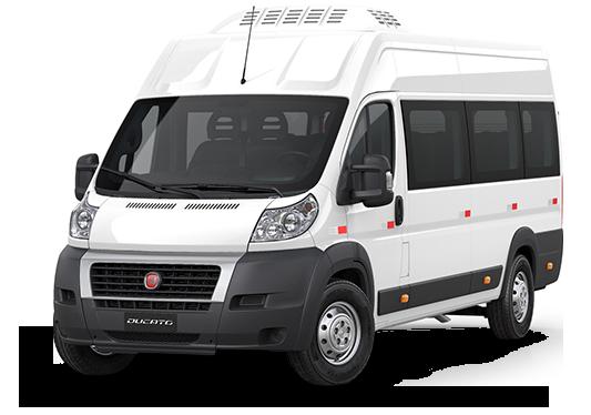 Ducato Minibus 2019 Executivo 2.3 Diesel