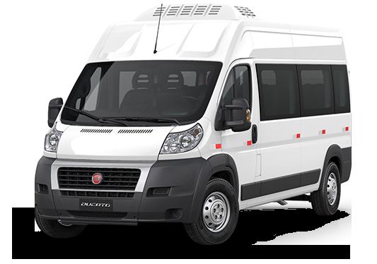 Ducato Minibus 2019 Comfort 2.3 Diesel