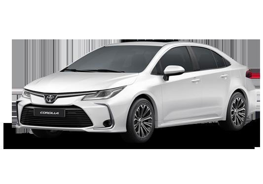 Corolla 2020 Altis Premium