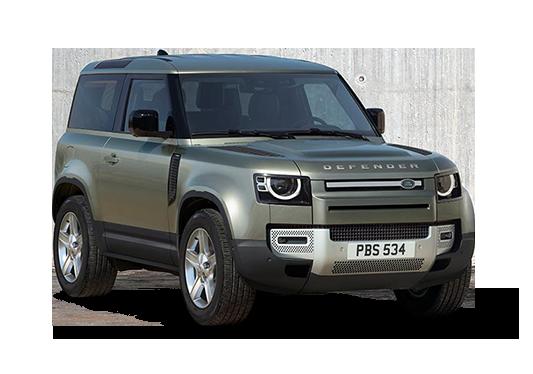Land Rover Novo Defender 90 SE