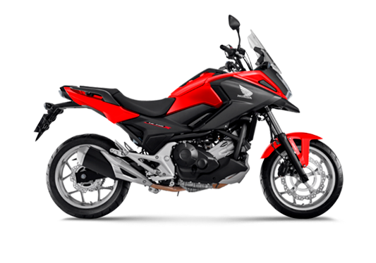 NC 750X 2020 Vermelho