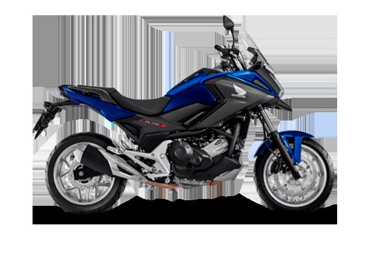 NC 750X 2020 Azul Perolizado