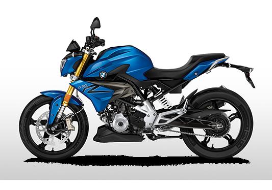 G 310 R 2020 Azul Strato