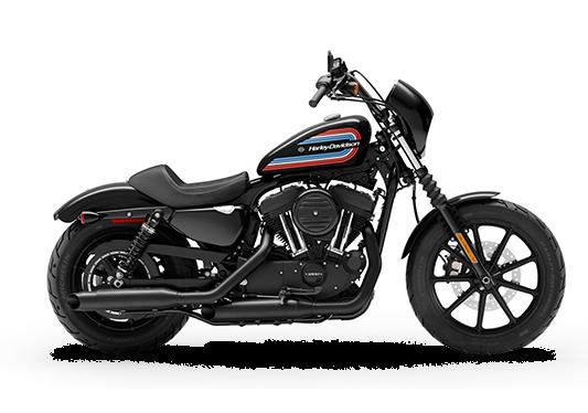 Harley Davidson Iron 1200 2020 Vivid Black