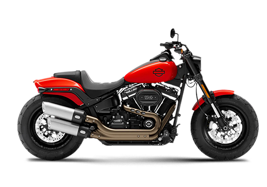 Harley Davidson Fat Bob 2020 114 Performance Orange