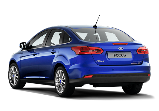 Focus Fastback Titanium Plus 2.0 AT