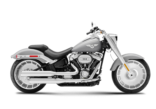 Harley Davidson Fat Boy 2020 114