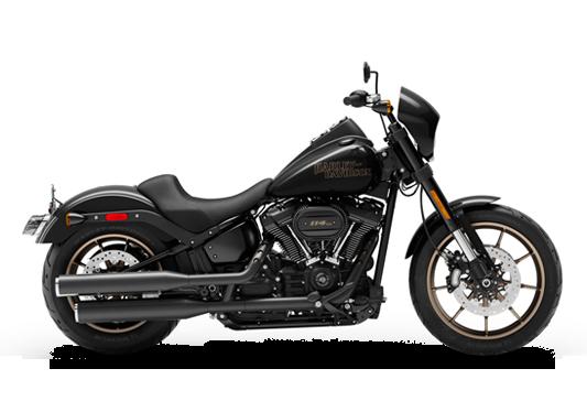 Harley Davidson Low Rider S 2020 Vivid Black