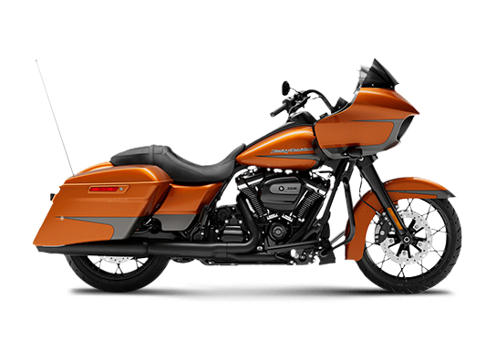Harley Davidson Road Glide Special 2020 Scorched Orange/Silver Flux