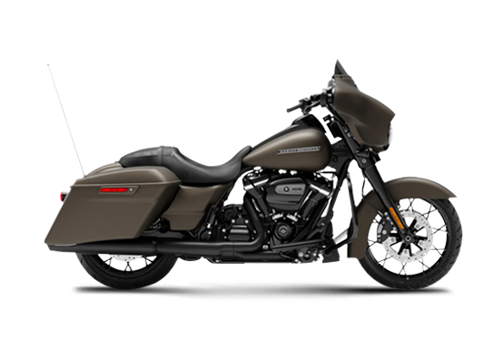 Street Glide Special (2020) River Rock Gray Denim