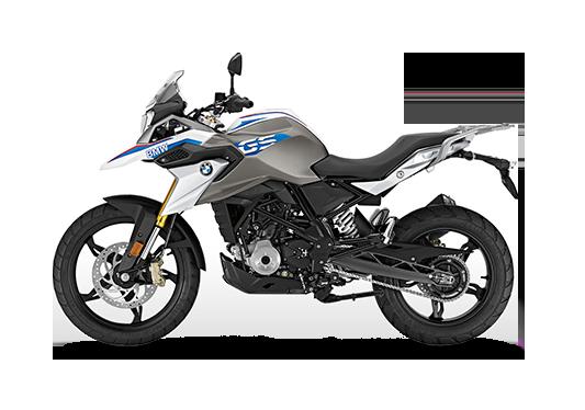 G 310 GS 2020 Branco Metálico Perolado