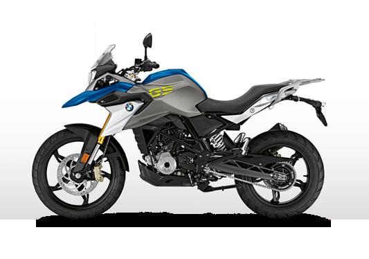 G 310 GS 2020 Azul Strato