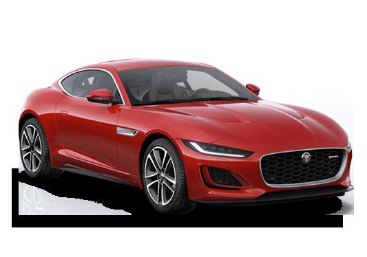 Jaguar Novo F-Type Coupé 2021 R-Dynamic P300