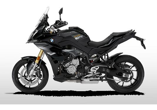 S 1000 XR 2019 Preta