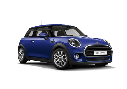 Hatch 3 Portas 2020 Cooper Exclusive