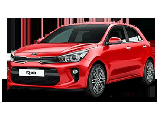 Kia Rio EX