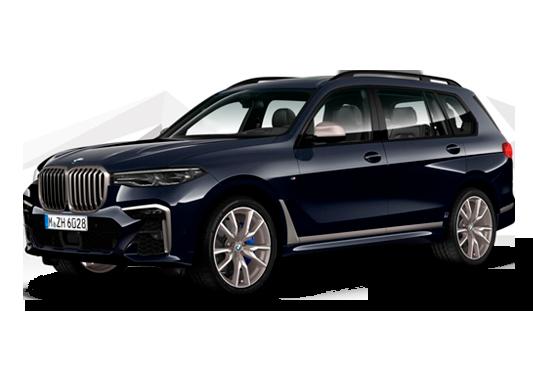 BMW X7 2020 M50i