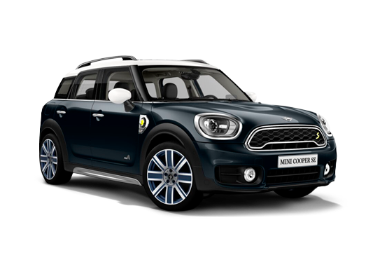 Countryman 2020 Cooper S E ALL4