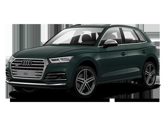 Audi SQ5 2020 TFSI tiptronic