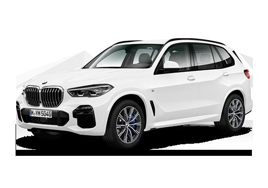 BMW X5 2020 xDrive45e M Sport