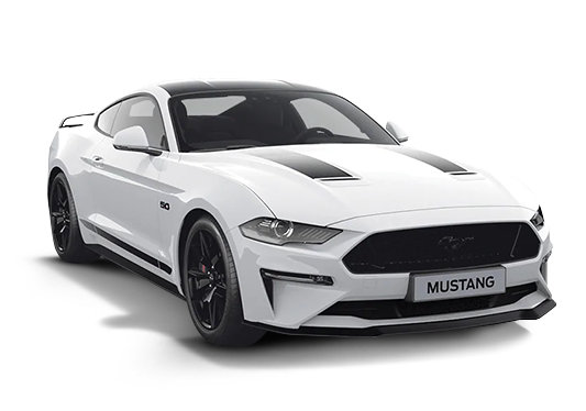 Mustang 2020 Black Shadow