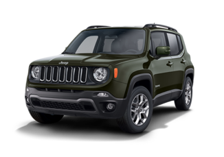 Jeep Renegade Sport 1.8 Flex MT 4x2