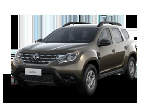 Carta de Credito - Renault Duster Zen