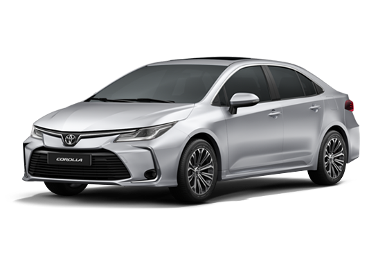 Corolla 2021 Altis Premium
