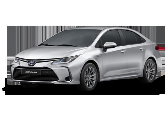 Corolla 2021 Altis Hybrid