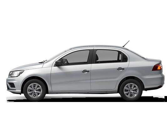 Volkswagen Voyage 2021 1.0