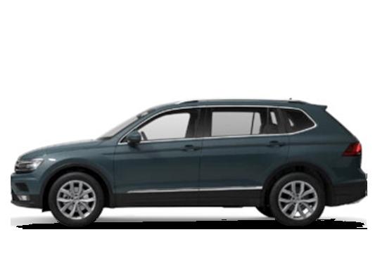 Volkswagen Tiguan Allspace 2020 Comfortline 250 TSI