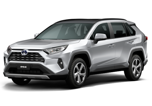 RAV4 2020 SX Connect Hybrid