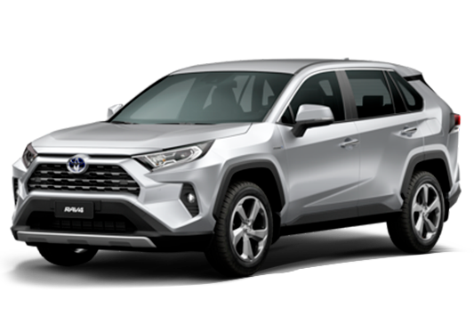 RAV4 2020 S Connect Hybrid