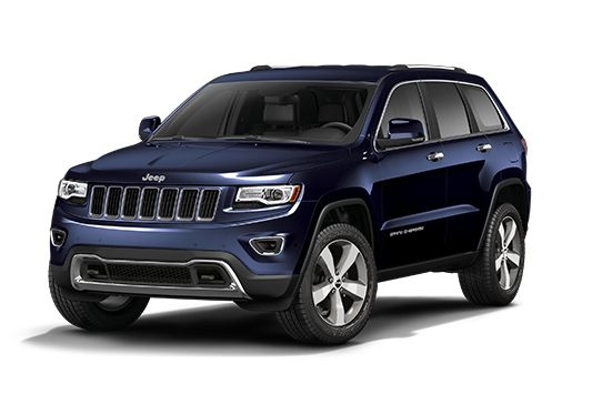 Grand Cherokee Limited Gasolina AT8 3.6 V6 24V VVT 4P